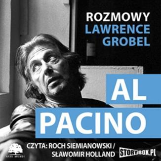 Okładka książki Al Pacino Rozmowy