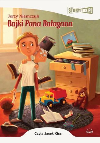 Okładka książki/ebooka Bajki Pana Bałagana