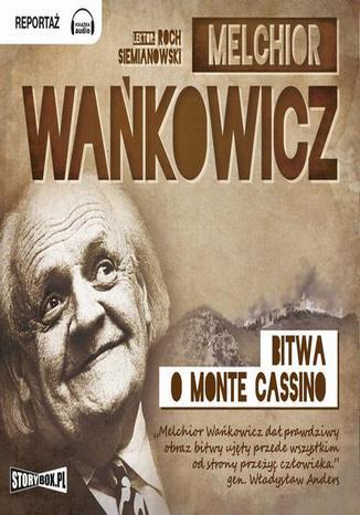 Okładka książki/ebooka Bitwa o Monte Cassino