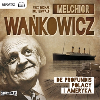 Okładka książki De profundis Polacy i Ameryka