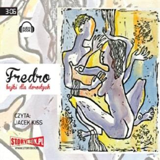 Okładka książki Fredro Bajki dla dorosłych