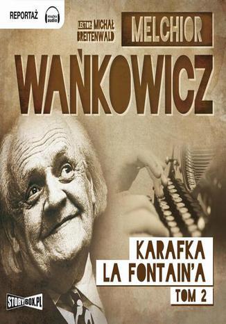 Okładka książki Karafka La Fontaine'a Tom 2
