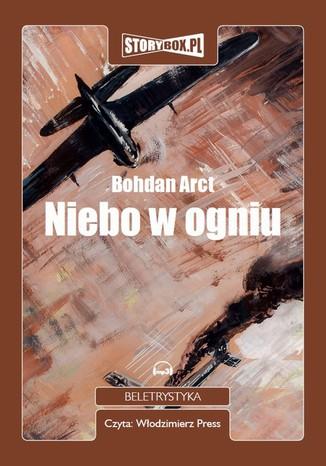 Okładka książki/ebooka Niebo w ogniu