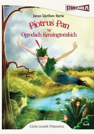 Piotruś Pan w Ogrodach Kensingtońskich