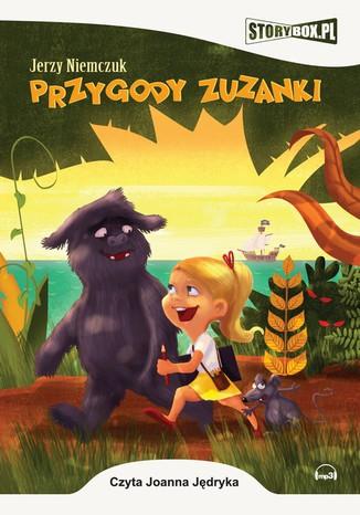 Okładka książki Przygody Zuzanki