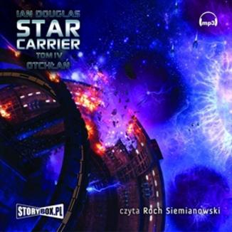 Okładka książki Star Carrier Tom 4 Otchłań