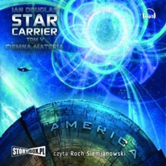 Okładka książki Star Carrier Tom 5 Ciemna materia
