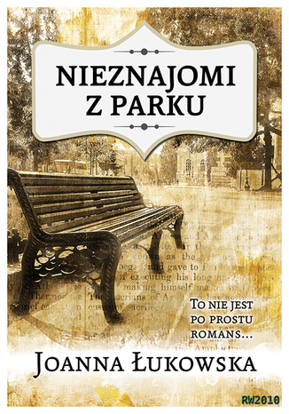 Okładka książki/ebooka Nieznajomi z parku