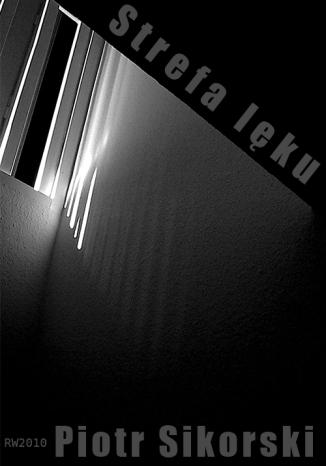 Okładka książki/ebooka Strefa lęku