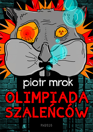 Okładka książki/ebooka Olimpiada szaleńców