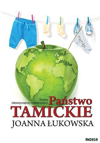 Okładka książki Państwo Tamickie