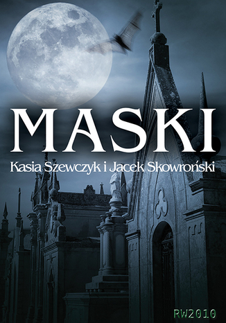 Okładka książki Maski