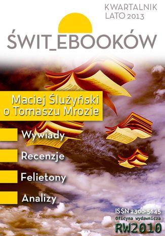 Okładka książki/ebooka Świt ebooków nr 2