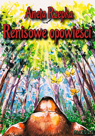 Okładka książki Renisowe opowieści