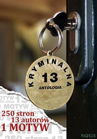 "Antologia \""Kryminala 13\"""