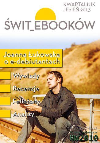 Okładka książki/ebooka Świt ebooków nr 3