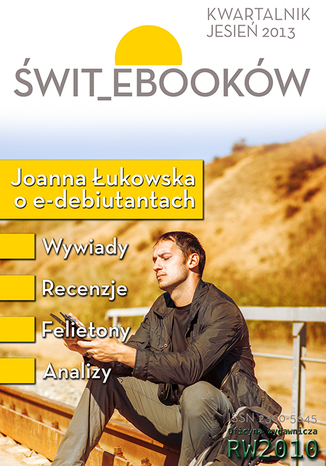 Okładka książki Świt ebooków nr 3