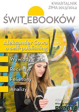 Okładka książki/ebooka Świt ebooków nr 4