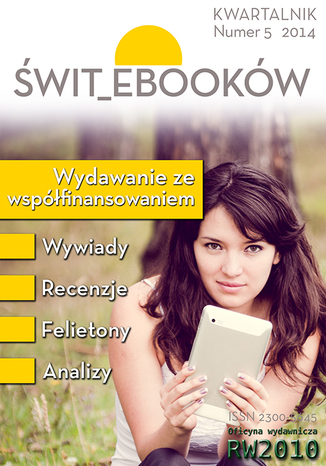 Okładka książki Świt ebooków nr 5