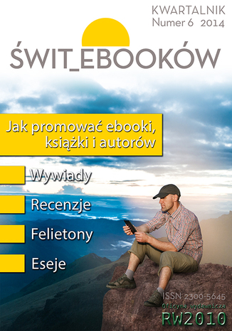 Okładka książki/ebooka Świt ebooków nr 6