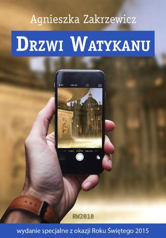 Okładka książki Drzwi Watykanu