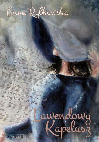 Okładka książki Lawendowy kapelusz