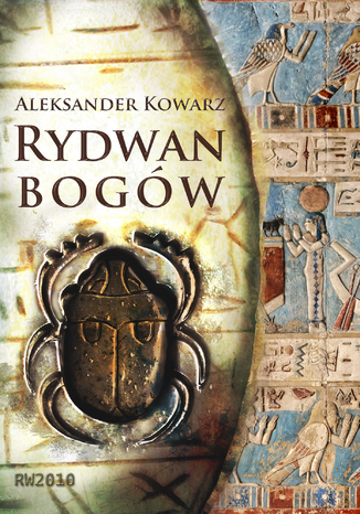 Okładka książki Rydwan Bogów