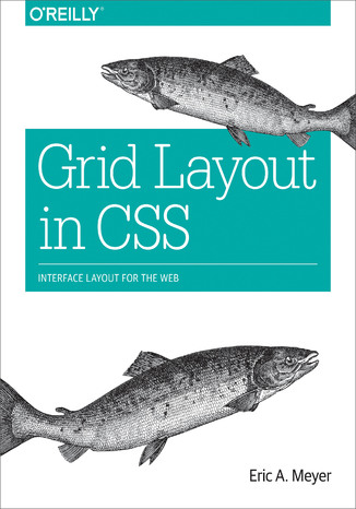 Okładka książki Grid Layout in CSS. Interface Layout for the Web