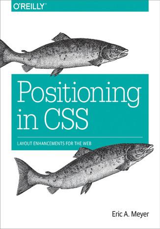 Okładka książki/ebooka Positioning in CSS. Layout Enhancements for the Web