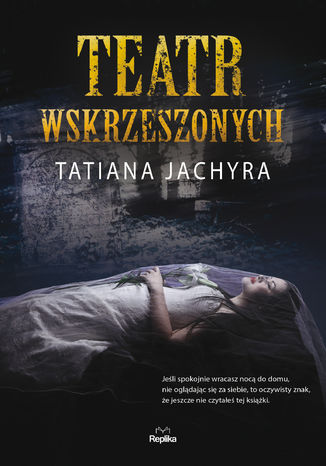 Okładka książki/ebooka Teatr wskrzeszonych