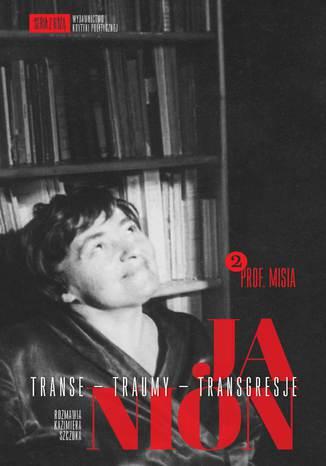 Okładka książki Janion Transe traumy Transgresje 2
