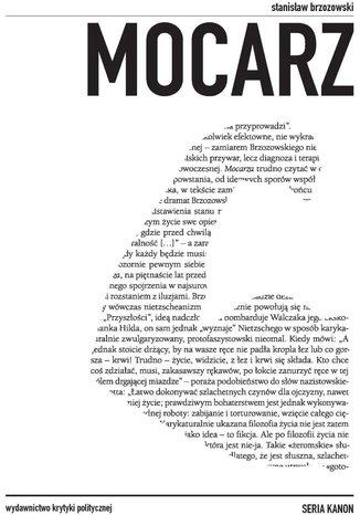 Okładka książki Mocarz