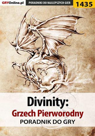 Okładka książki Divinity: Grzech Pierworodny - poradnik do gry