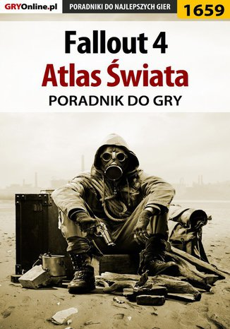Okładka książki Fallout 4 - atlas świata