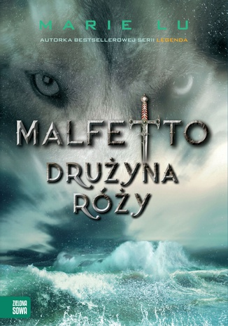 Ebook Malfetto. Drużyna Róży