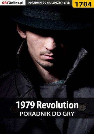Okładka książki 1979 Revolution - poradnik do gry