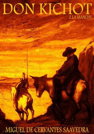 Okładka książki/ebooka Don Kichot z La Manchy