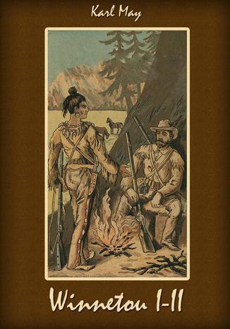 Okładka książki Winnetou I-II