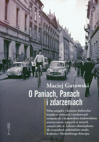 Okładka książki/ebooka O paniach panach i zdarzeniach