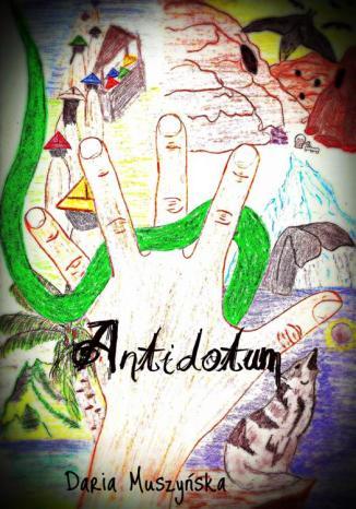 Okładka książki Antidotum