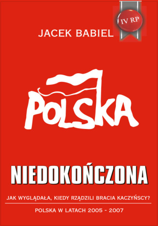 Okładka książki Polska niedokończona