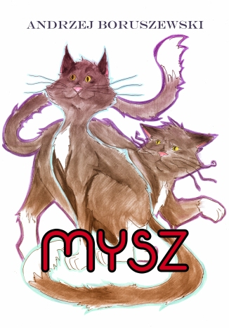 Okładka książki Mysz