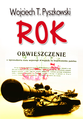 Okładka książki/ebooka Rok