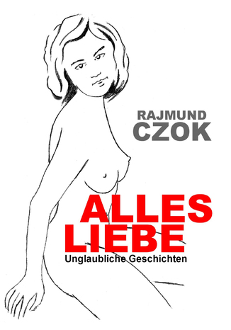 Okładka książki Alles liebe