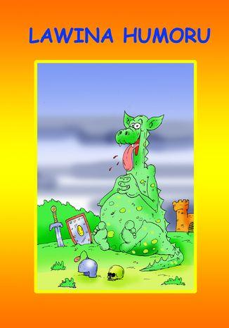 Okładka książki Lawina humoru