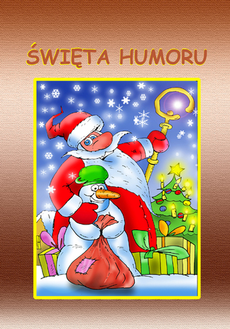 Okładka książki Święta humoru
