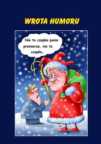 Okładka książki Wrota humoru