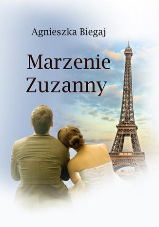 Okładka książki Marzenie Zuzanny