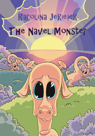 Okładka książki The Navel monster