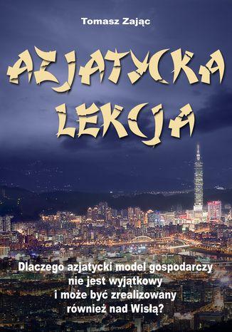 Okładka książki/ebooka Azjatycka lekcja